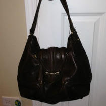 Botkier Brown Leather Purse Photo