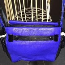 Botkier Cobalt Blue Cross Body Bag  Photo