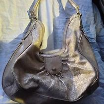 Botkier Gold Metallic Shoulder Bag Like New Photo