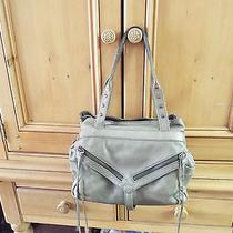 Botkier Green Leather Handbag Photo
