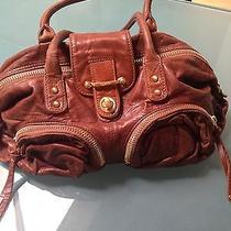 Botkier Leather Handbag Brown Photo
