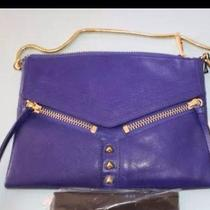 Botkier Legacy Mini Convertible Bag in Ultra Violet Photo