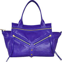 Botkier Legacy Satchel - Ultra Violet Photo