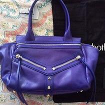 Botkier Legacy Small Satchel Ultra Violet Photo
