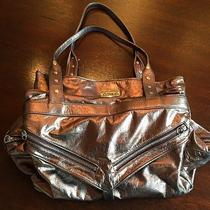 Botkier Metallic Bronze Satchel.  Photo