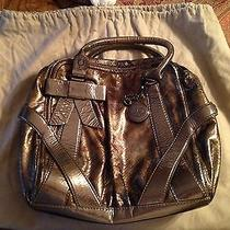 Botkier Metallic Handbag Satchel Photo