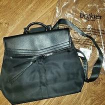 Botkier New York Trigger Backpack Black Mini  Fabfitfun New With Tag Photo