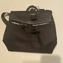 Botkier New York Trigger Backpack Black New With Tags Photo
