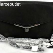 Botkier New York Valentina Leather Clutch Bag Black Photo