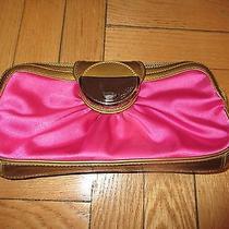 Botkier Pink/gold Clutch Photo