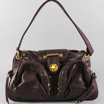 Botkier Purple Leather Handbag Photo
