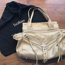 Botkier Purse Butter Yellow Leather in Excellent Condition With Dust Bag Photo