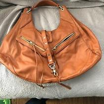 Botkier Rust Pocketbook With Short Handle in Excellent Used Condition 20w X 15 H Photo