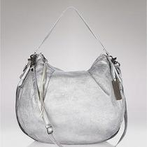 Botkier Silver Metallic Beck Hobo Price Reduced Photo
