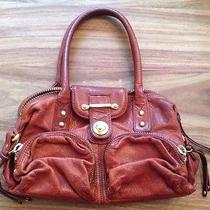 Botkier Small Bianca Cognac Euc Photo