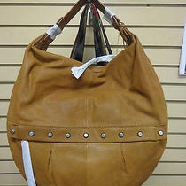 Botkier Sophia Hobo Cognac Photo