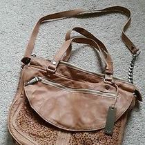 Botkier Tan Crochet Handbag Photo