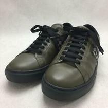 Bottega Veneta Braid 40 Khk Leather Size 40 Khaki Sneaker 177 From Japan Photo