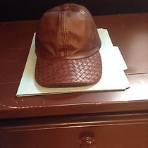 Bottega Veneta Brown Hat Photo