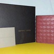 Bottega Veneta Men Italy Walletred Brownclassic Bv Stylelast One No More Photo