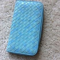 Bottega Veneta Wallet in Blue Photo