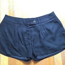 Boulee Black Dress Shorts Photo