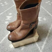 Boutique 9 Leather Boots Size 9 Photo