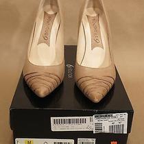 Boutique 9 Quinn Pumps  Women's Shoes  7 / 7m  Btquinn Natural Le Heels  B9 Photo