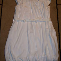 Boutique Blush by Us Angels Girls Ivory Bubble Dress Size 10 Easter  Wedding Nwt Photo