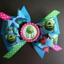Boutique Hair Bow.   4