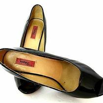 Boutique Nordstrom Dark Brown Genuine Leather 4.5