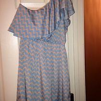 Boutique Peaches & Cream Dress Medium Womens Dress Lulus Photo