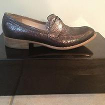 Boutique9 Metallic Loafers  Photo