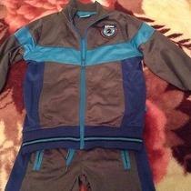Boy 4 Years Sport Suit & Gap Sport Pants Photo