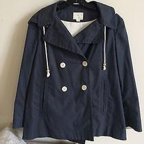 Boy by Band of Outsiders All Weather Double Breasted Jacket No Reserve Photo