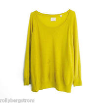 Boy by Band of Outsiders Cashmere Sweater Chartreuse Yellow Totokaelo Lagarconne Photo