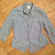 Boy by Band of Outsiders Cotton Shirt Size 5 Medium/large Totokaelo  Photo