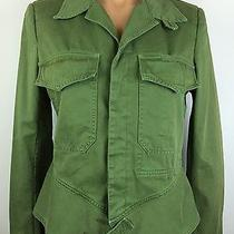 Boy by Band of Outsiders Reconstructed Chino Cotton Jacket New 695 Sz 3 Photo