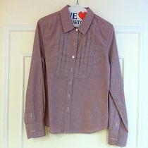 Boy by Band of Outsiders Red Plum Tuxedo Shirt 3 Apc Photo
