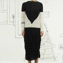 Boy by Band of Outsiders Ruched Pencil Skirt Runway 675 Photo