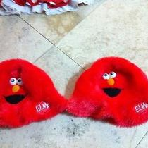 Boy or Girl Twins Brother Sister Sesame St Live Elmo Bucket Hats Bin 1 Photo
