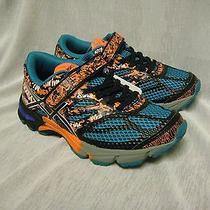 Boys Asics Gel-Noosa Tri 10 Ps Athletic Sneakers Size 12 Kids New C525n5390 Photo