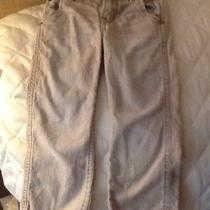 Boy's Baby Gap Beige Jeans Size 2 Years Photo