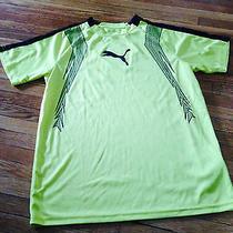Boy's Puma Dry Cell Shirt (L) Photo
