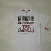 Boy's Puma  T-Shirt Size Xlnew Photo