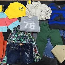 Boy's Size 3 Clothes Lot Gymboree Ralph Lauren Gap Nike Crazy 8 Orient Express  Photo