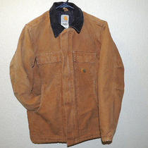 Boy's Size Xl 14-16  Carhartt  Chore Barn Coat Jacket  Arctic Weight Lining  Photo