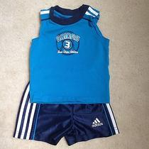 Boys 3m Adidas Outfit. Cute Photo