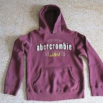 Boys Abercrombie Hoodie Size Large Photo