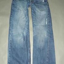 Boys  American Eagle Boot Jeans Size 28 X 27.5      D2366 Photo